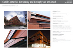 Cahill Center for Astronomy and Astrophysics at Caltech