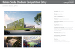 Dalian Shide Stadium Competition Entry