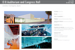 El B Auditorium and Congress Hall by Selgas Cano