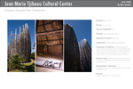 Jean Marie Tjibaou Cultural Center