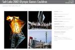 Salt Lake 2002 Olympic Games Cauldron