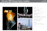 Salt Lake 2002 Olympic Games Cauldron