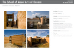 The School of Visual Arts of Oaxaca