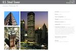 U.S. Steel Tower by Harrison, Abramovitz & Abbe