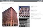 Wainwright Building in St. Louis, Missouri by Adler & Sullivan