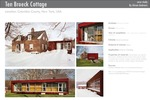 Ten Broeck Cottage for Sears Company/Willis Group Holding in Columbia County, New York