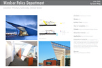 Windsor Police Department by Thomas Phifer and Partners