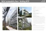 NASA Sustainability Base - Building N232