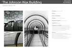 The Johnson Wax Building
