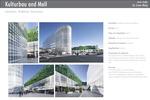 Kulturbau and Mall by Benthem Crouwel Architects