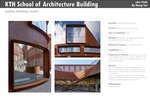 KTH School of Architecture Building