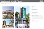 Rockhampton Riverside Precinct by Yinghua Hua