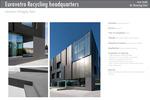 Eurovetro Recycling headquarters