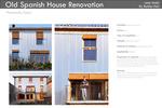 Old Spanish House Renovation