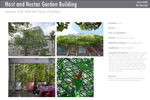 Host and Nectar Garden Building by HUSOS