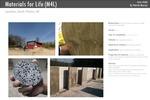 Materials for Life (M4L)