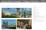 Kansas State University - College of Architecture, Planning and Design
