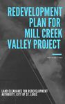 Redevelopment Plan for Mill Creek Valley Project (Revised 1960)