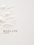 Maya Lin in Conversation by Sam Fox School of Design & Visual Arts and Maya Ying Lin