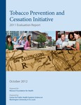 Tobacco Prevention and Cessation Initiative 2011 Evaluation Report