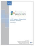 ICTS Research Collaboration Executive Summary