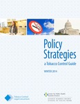 Policy Strategies: a Tobacco Control Guide