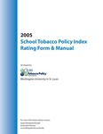 School Tobacco Policy Index