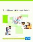 Policy Evidence Assessment Report: Community Health Worker Policy Components