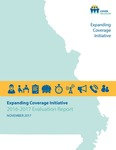Expanding Coverage Initiative: 2016-2017 Evaluation Report