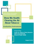 Show Me Health: Clearing the Air About Tobacco Evaluation Instruments