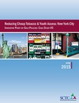 Reducing Cheap Tobacco & Youth Access: New York City