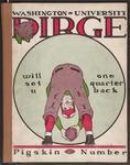 Washington University Dirge: Pigskin Number by The Dirge, St. Louis, Missouri