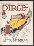 Washington University Dirge: Auto Number by The Dirge, St. Louis, Missouri