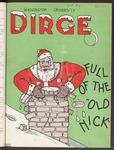 """Washington University Dirge: Full of the """"Old Nick"""" by The Dirge, St. Louis, Missouri"""