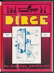 """Washington University Dirge: """"Is the man of the house in?"""" by The Dirge, St. Louis, Missouri"""