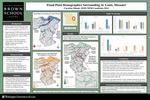 Flood Plain Demographics Surrounding St. Louis, Missouri