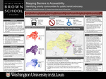 Mapping Barriers to Accessibility: Identifying priority communities for public transit advocacy