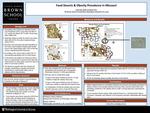 Food Deserts & Obesity Prevalence in Missouri