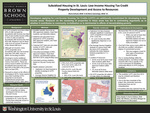 Subsidized Housing in St. Louis: Low-Income Housing Tax Credit Property Development and Access to Resources