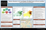 Affective Disorders in St. Louis Region: The Risk Factors of Poverty and Race