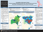 Accessibility to Mammogram Centers: A Network Analysis Using Service Areas in St. Louis City and St. Louis County