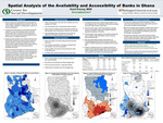 Spatial Analysis of the Availability and Accessibility of Banks in Ghana