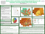 Women, Infants, and Children and Identifying Needed Resources with Geographic Information System Public Health Mapping