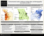 Environmental Justice in Missouri: Waste Sites and Demographics