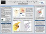 Community Referral Program in St. Louis City, MO