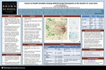 Access to Health Variables Among HEALTH Study Participants in the Greater St. Louis Area by Emily Walk and Kaitlin Graff