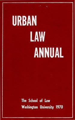 Urban law annual