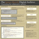 The James Merrill Digital Archive: Channeling the Collaborative Spirit(s) by Shannon Davis and Joel Minor